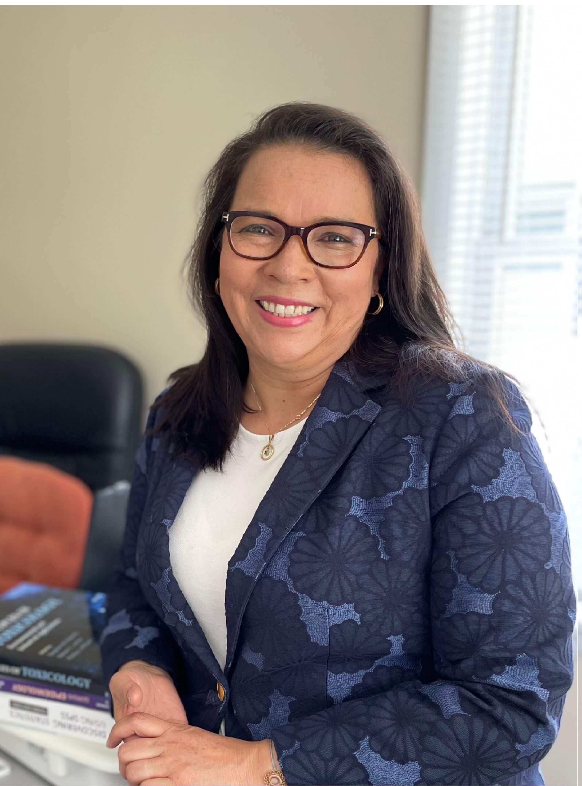 Dr. Luz Marin, Editor-in-Chief